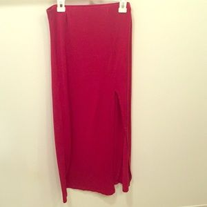 Maxi Skirt From forever 21